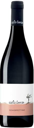 SALIS TERRAE Vino Rosso SCHIOPPETTINO DOC FRIULI BOTT. 75 CL - IMBALLO DA 6 BOTTIGLIE DA 75 CL
