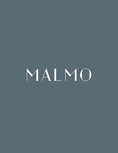 Malmo: A Decorative Book │ Perfect for Stacking on Coffee Tables & Bookshelves │ Customized Interior Design & Home Decor: A Decorative Book │ ... Design & Home Decor: 2 (Sweden Book Series)