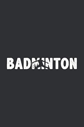 Badminton (Gratitude Journal): Gift Ideas For Badminton Lovers, Badminton Gift Idea