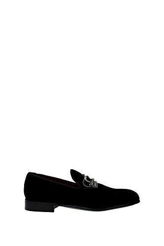 Dolce&Gabbana - Zapatillas de Estar por casa para Hombre Negro Negro