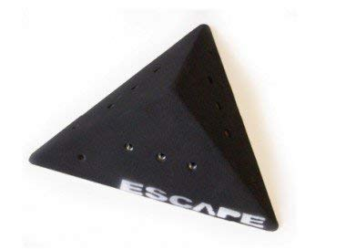 Escape Climbing Trinity Volume   Textured Volume for Rock Climbing and Bouldering Holds   Ideal for Adding New Dimensions to a Climbing Wall   9 Industrial T-Nuts and Install Hardware Included