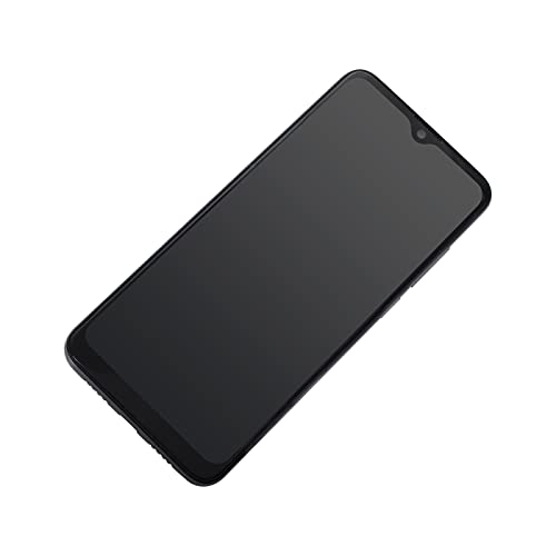 CENTAURUS Compatible with Coolpad Legacy Brisa 2020 CP3706AS LCD Display Touch Screen Glass Digitizer Assembly la pantalla Replacement Black with Frame