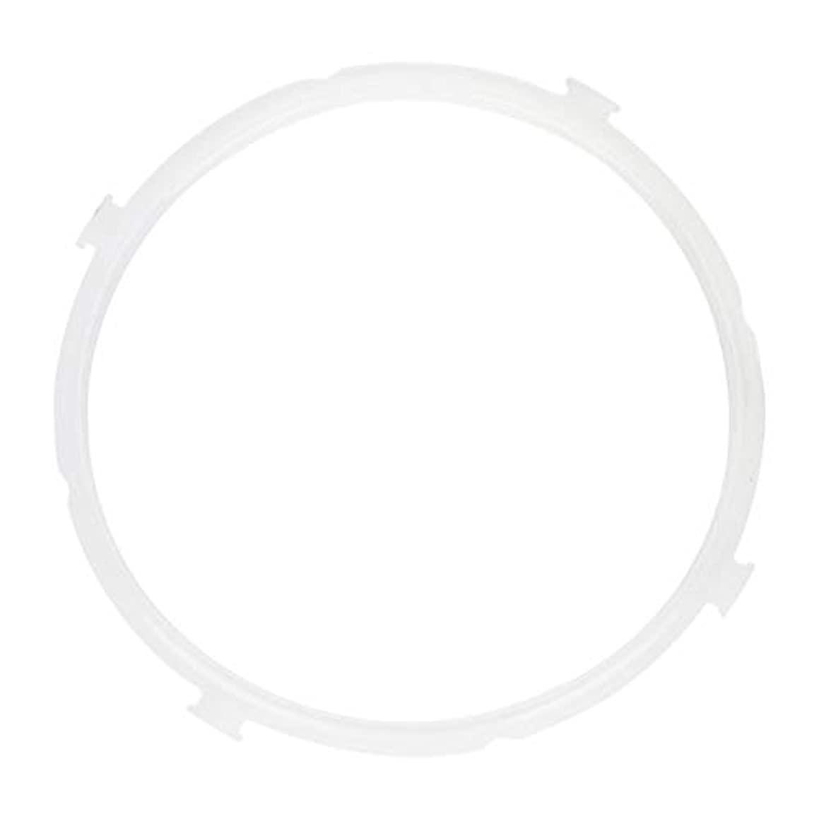 Tcplyn Premium Quality High Pressure Cooker Rubber Electric Pressure Cooker Sealing Ring for Midea - 5L-6L