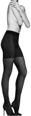 DKNY womens Pinstripe Compression Shaping Tight