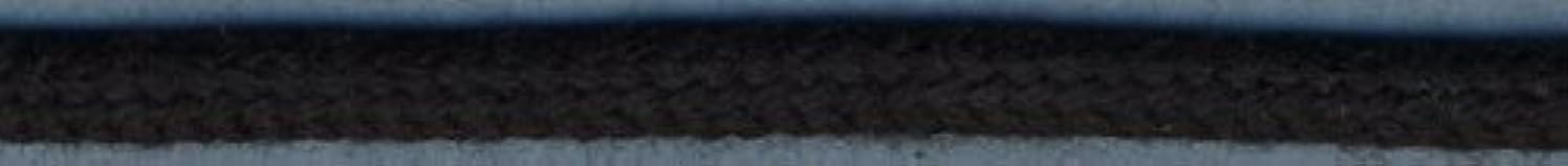 Wrights 186 1175-031 Drawstring Cord, 1/8-Inch by 18-Yard, Black