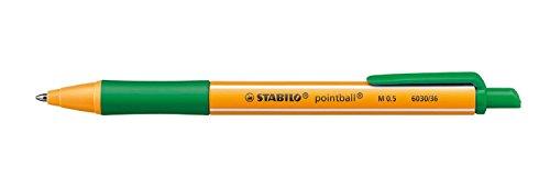 Kugelschreiber pointball grün