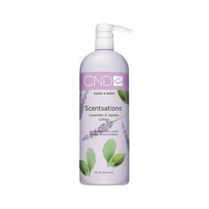 CND: Scentsations Lavender & Jojoba-Scentsations Lotion, 31 oz von Creative Nail Designs