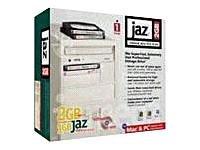 Iomega Jaz Drive PC/Mac Jaz Laufwerk 2.0 GB 12.0 ms 3½ intern SCSI
