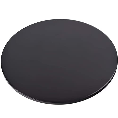 PIZZA STONE BBQ CORDIERITE PIZZA GRILLING BAKING STONE 12 INCH HEAT RESISTANCE PIZZA MAKING PAN FOR OVEN