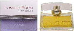 Nina Ricci Love in Paris - Agua de perfume, 30 ml