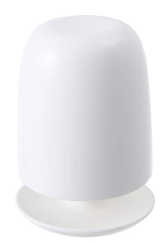 マーナ(MARNA)コップスタンドセットホワイト歯磨きコップきれいに暮らす。W611W