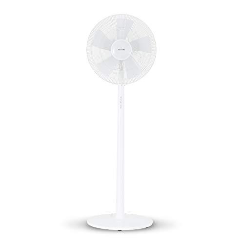 IKOHS Comfort V - Ventilador de Pie Ultrasilencioso (Blanco)