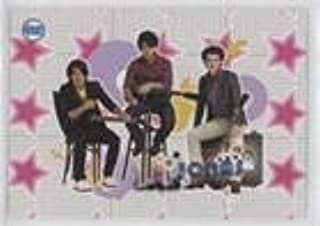 Jonas Brothers (Trading Card) 2009 Disney Jonas Brothers Trading Cards and Stickers - [Base] #18