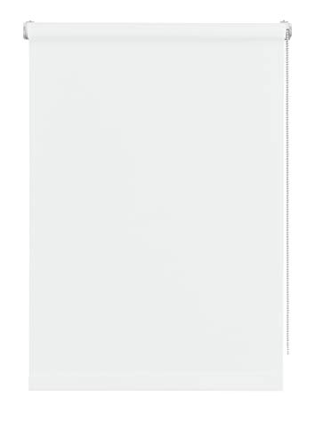 Deco Company Mini Estor Enrollable Blanco 100 x 150 cm