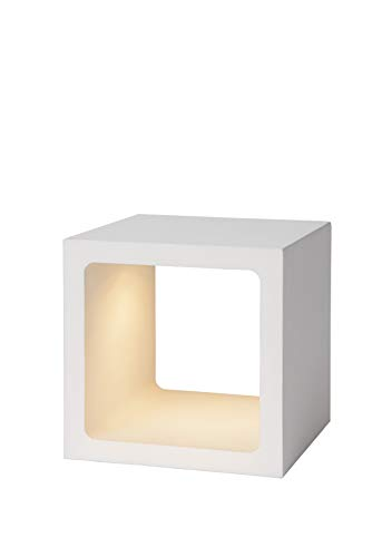 Lucide XIO - Lampe De Table - LED Dim. - 1x6W 3000K - IP40 - Blanc