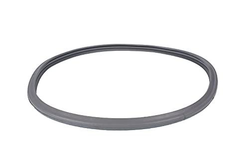 Junta de tapa de 26 cm de diámetro, compatible con olla a presión Fissler 3868700205, año de fabricación 1994 – 2008