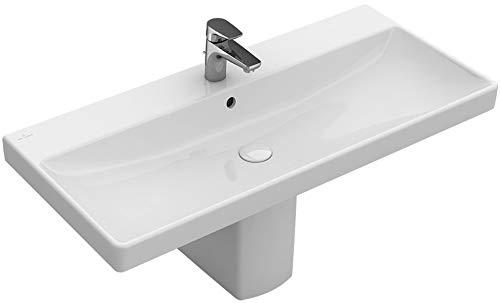 Villeroy & Boch Mbel-Waschtisch Avento 100 cm weiß mit Beschichtung 4156A5R1