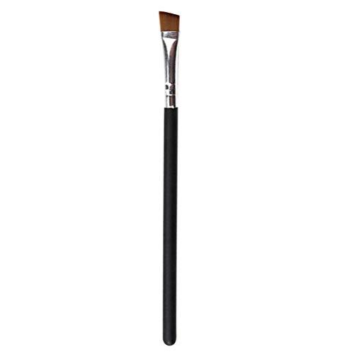 FRCOLOR Brosse à Sourcils Coudée Brosse pour Poudre Crème Gel Et Cire Peigne à Sourcils Maquillage Outils Cosmétiques 10 Pcs