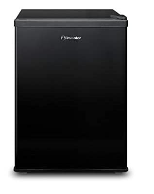 Inventor Mini Fridge 65L, Black, Ideal for kitchen, bedroom or office area (WEE/MM0449AA)
