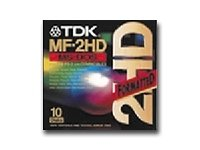 TDK MF-2HDIF 10-Pack
