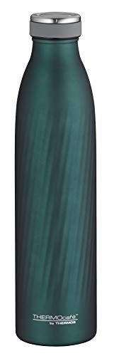 ThermoCafé drinkfles, geïsoleerde drinkfles, thermosfles 0,75 l Pine Green Twits