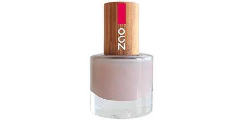 ZAO French Manicure 642 beige französische Maniküre, Nagellack mit Bambus-Deckel (Naturkosmetik)