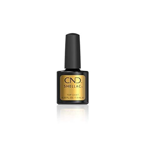 CND Shellac Smalti Semipermanente Top Coat - 7 ml