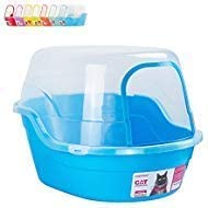 Petphabet Boston Mall Jumbo 70% OFF Outlet Hooded Cat Large Litter Extra Box