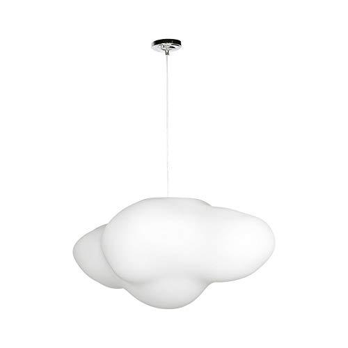 Creative Cloud led Enkele Hoofd Kroonluchter Kleuterschool Kinderen Kamer Cloud Licht Restaurant bar Decoratie Rigide Plastic lamp