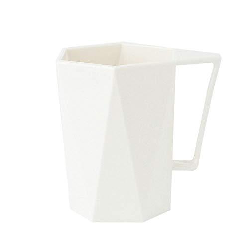 Nieuwe Water Cup Koffie Bekers 1 ST Novelty Cup Persoonlijkheid Melk Sap Citroen Mok Koffie Thee Herbruikbare Plastic Bekers Thee Bekers ORANJE