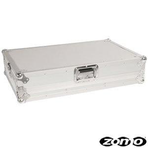 """Zomo Set DX silber f. 2 x Denon DN-S1000 + 10\"""" Mixer"""
