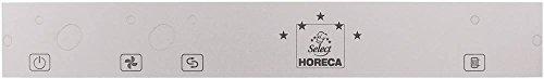 Horeca-Select frontfolie voor vaatwasser grijs lengte 409 mm breedte 57 mm
