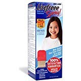 Licefreee Spray, Head Lice Treatment for Kids and Adults, Includes Lice Comb, 6 Fluid Ounces
