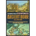 The Mammoth Book of Eyewitness Ancient Rome- The History of the Rise & Fall of the Roman Empire in the Words of Those Who Were There by Lewis,Jon E.. [2003] Paperback