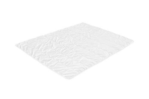 Träumeland T060581 Sommerdecke MARE 100 x 135 cm, weiß