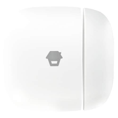 DWC-86 Detector Contacto magnético - Inalámbrico - Antena Interna - Indicador LED de Baja bateria - Compatible con Panel H4 - Alimentación 2 Pilas AAA 1.5 V LR03