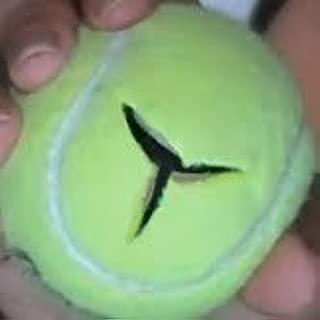 PreCut Pre-Cut Tennis Balls For Chairs 120 Bulk (Used) Chair Glides