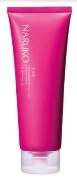 NARUKO Rose Botanic HA Aqua Cubic -Soft Foam Special sale item Cleans Our shop most popular 120ml Wash