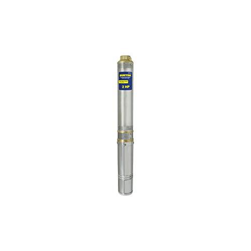 Surtek BSP620 Bomba Sumergible para Pozo Profundo, Plata