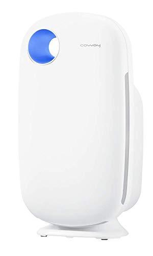 Coway Professional Air-Purifier, Special Green Anti-Virus True HEPA Filter (Sleek Pro (AP-1009CH))