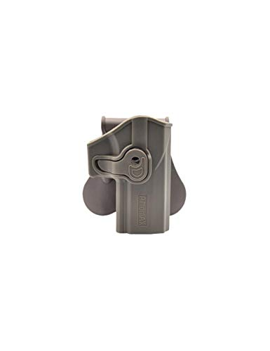 Amomax - AM-P320F Tactical Holster - Sig Sauer P320 Carry FDE