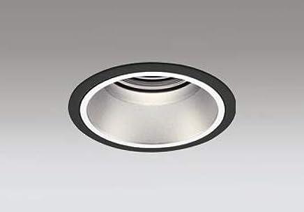 ODELIC LEDベースダウンライト グレアレス CDM-T70W相当 ブラック?銀色 34° 埋込穴Φ125mm 電球色 2700K M形 一般型 専用調光器対応 XD402413H (電源?調光器?信号線別売)