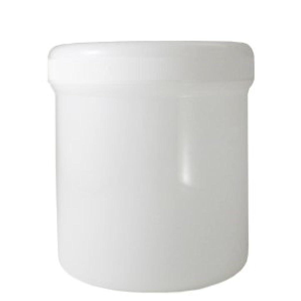 サンダース取り替える警官ナンコー容器 (クリームジャー) 550ml 【手作り化粧品】