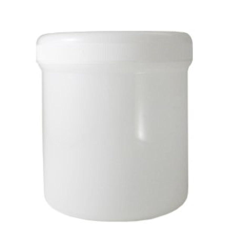 断線くそー瞑想ナンコー容器 (クリームジャー) 550ml 【手作り化粧品】