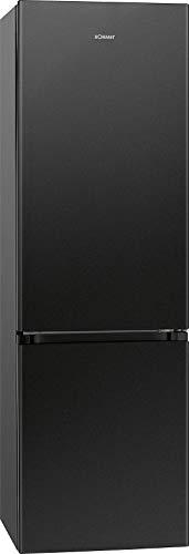 Bomann Kg 184.1 nevera/congelador/eficiencia energética A+++ / 198 L/congelador 66 L / 130 kWh/color negro