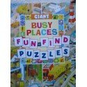 Giant Busy Places Fun to Find Puzzles