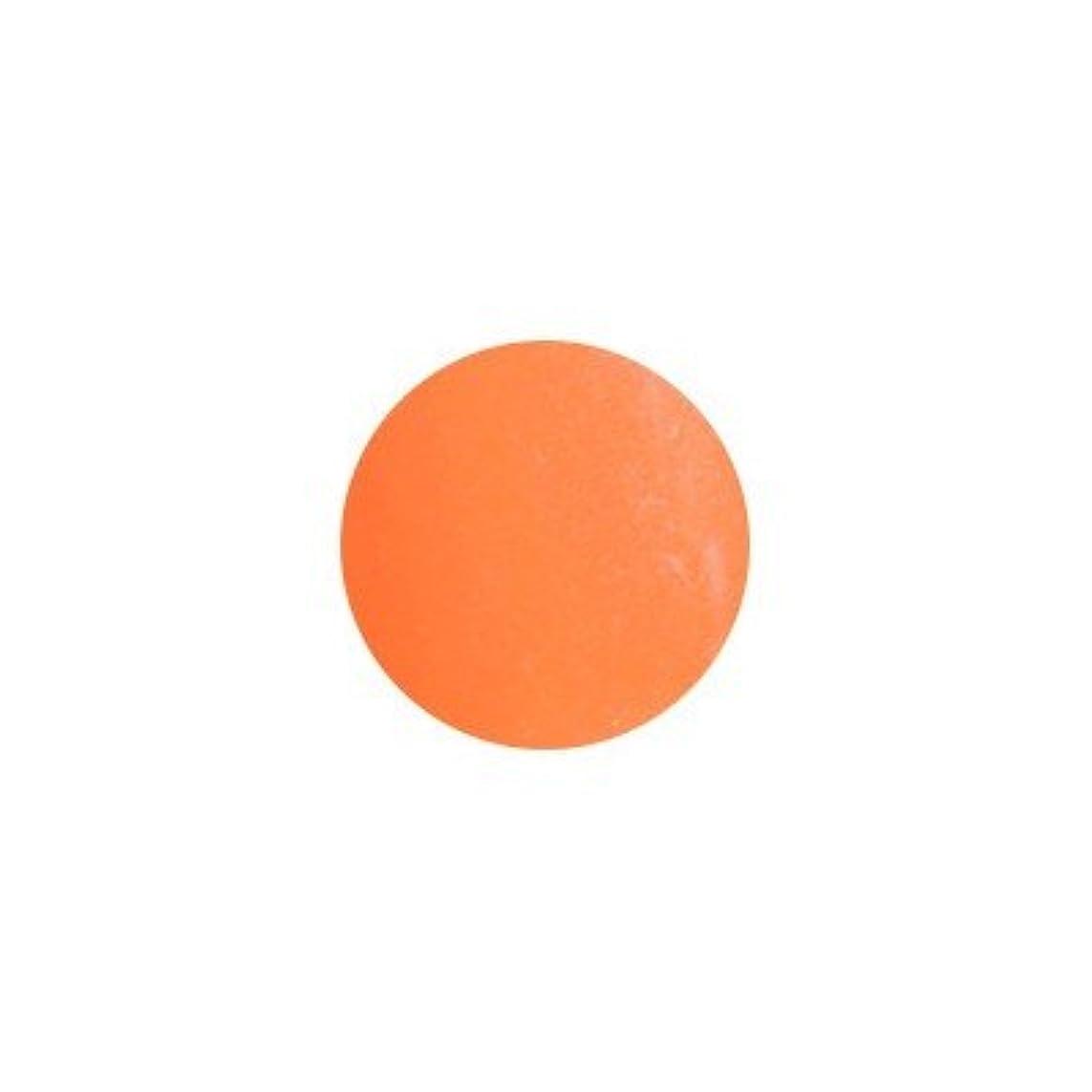 おとこ警官プロットプティール カラージェル ポップ P4 オレンジ