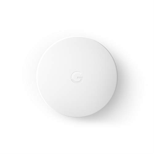 Google Nest Temperature Sensor - Nest Thermostat Sensor - Nest Sensor That Works with Nest Learning Thermostat and Nest Thermostat E - Smart Home