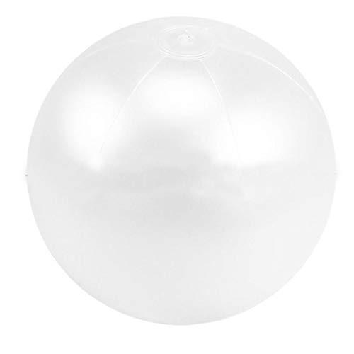 Ohomr Poolbeleuchtung Pool Nachttischlampe Bad LED-Kugel Wasserdicht Aufblasbare Glow Globe Farbwechsel für Garten Hinterhof