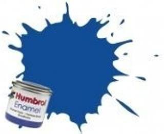 Humbrol Model Enamel Paint No.025 Matt Blue, AA0271 by AB Gee